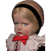 "SOLD 19"" Lenci 300 Girl Northern Italy Costume Castelrotto"