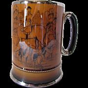 SALE Arthur Wood Ye Olde Coach and Hunting Days Mug Made in England