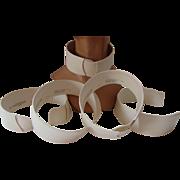 Edwardian Era Men's Detachable Collars by Arrow Cluett, Peabody & Co. Gothic Style New Old ...