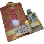 SALE Coty Talc L'Aimant de Coty and Liquid Shakti Deodorant Package New Old Stock