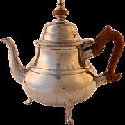 Stieff Williamsburg Restoration Teapot