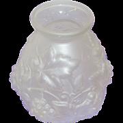 """Edmond Etling """"Etaleune"""" Vase"""