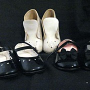 SOLD Baby/Doll Shoes