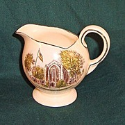 Royal Winton Porcelain Creamer from Vally Forge, PA