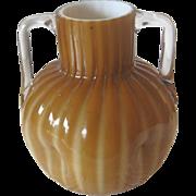 SALE PENDING Rare Webb Vase  - Two Colors - Rare