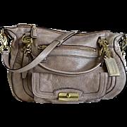 REDUCED Coach Kristin Travel Computer Leather Luggage Tote Handbag