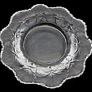 SALE Estate Vintage LALIQUE France Crystal Coupes Honfleur Centerpiece