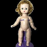 """SOLD Vintage 8"""" Madame Alexander-kins Wendy Doll!"""