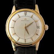 Eterna-matic 18K Gold Wristwatch Mens Automatic Late 1950s