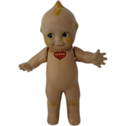 "Ca 1930s Large Composition Kewpie 11"" Movable Arms"