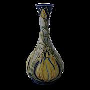 Early Moorcroft MacIntyre Florian Tulip Vase  Rare