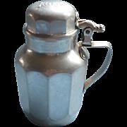 Vintage Karo Syrup Dispenser Aluminum 1920s to 1930s Advertising Premium