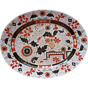 Ashworth 3463 Staffordshire Masons Ironstone Large Platter