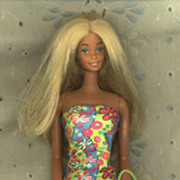 SALE Vintage Sunsational Malibu Barbie