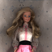 SALE Vintage  Angel Face Barbie  in Original Clothes