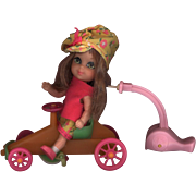 Ride N Run Action Kiddle  Anabelle Autodiddle with Car