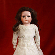 Antique Bisque Armand Marseille Ruth in Antique Dress