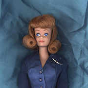 Vintage Midge in American Airline Stewardess