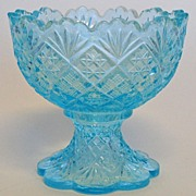 Child's Punch Bowl with Cups, Westmoreland, Vintage