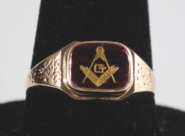 Freemason ring old - masonic rings | eBay  Old masonic ring