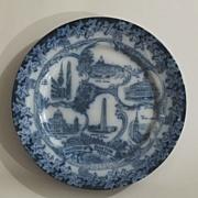 Vintage Souvenir Plate of Boston, Mass., Pottery