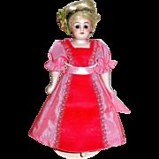 "SOLD Rare Simon Halbig 8"" Bisque Head 950 Doll--A Beauty!!"