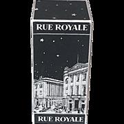 "SALE HTF 30's Molyneux ""Rue Royale"" Perfume Box"