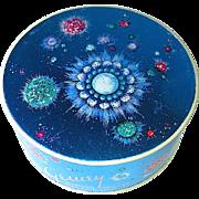SALE Stunning Richard Hudnut GEMEY Talcum Powder w Contents