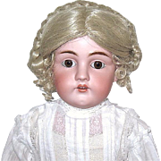 "Gorgeous 29"" Kestner Doll--Beautifully Dressed--free shipping"