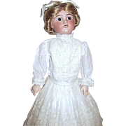 Stunning Les Petite Francaise Large Doll—Gorgeous Costume