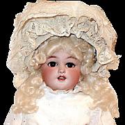 SALE Beautiful Simon Halbig 1250 Dep Santa Doll