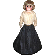 Bahr Proschild 309 Character Bisque SH Doll for French Market