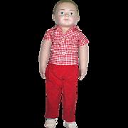 Pristine Condition 50's Martha Chase Child Hospital Boy Doll