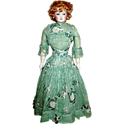 "Francois Gaultier Marked Marked 18"" French Fashion Lady Doll—All Original Factory Made ..."