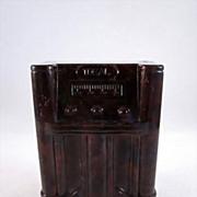 """SALE Ideal 3/4"""" Floor Radio Dollhouse Furniture"""