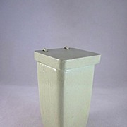 "Strombecker 1"" Light Green Hamper Dollhouse Accessory"