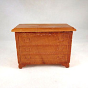 "Strombecker 3/4"" 1942 Server from the Dining Room Dollhouse Furniture"