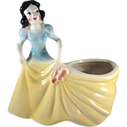 Leeds Pottery Snow White Planter