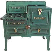 Champion Cast Iron 'Geneva' Toy Stove
