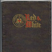 SALE Lake View High School (Chicago) Semi Annual Yearbook 1923
