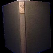 "SALE ""The Case of Oscar Slater""  A. Conan Doyle, 1st American Edition"
