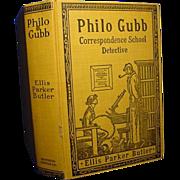 "SALE ""Philo Gubb Correspondence School Detective"", 1st Edition, 1918"