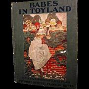 "SOLD ""Babes in Toyland"" Glenn MacDonough & Anna Alice Chapin"