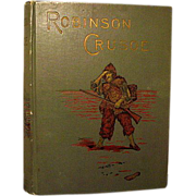 "REDUCED ""Robinson Crusoe"" Illustrated Walter Paget"