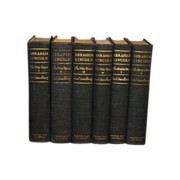 "REDUCED Abraham Lincoln,""The War Years"" ""The Prairie Years"" Carl Sandburg"