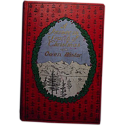"""SALE PENDING """"A Journey in Search of Christmas"""" Owen Wister Illustration Frederick R"""