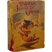 Tarzan and The Jewels of Opar,  Burroughs, Grosset & Dunlap 1918