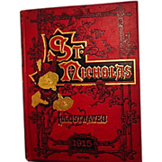 St Nicholas 1915 Bound Illustrated Magazine