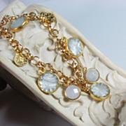 SALE SALE - Sultan's Gold Charm Bracelet