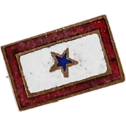 SOLD Vintage Son In Service Collar or Lapel Pin